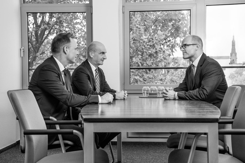 Anwälte Liebers Klein Betz Teamwork