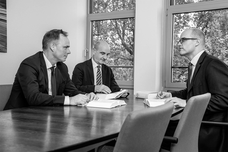Strafverteidiger Liebers Klein Betz Teamwork