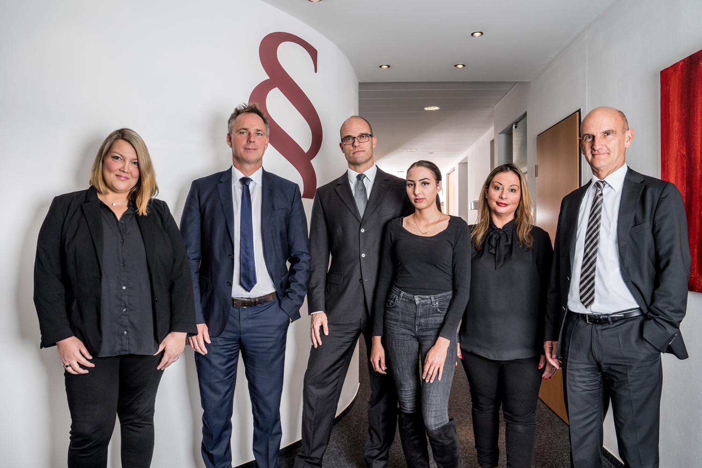 Anwaltskanzlei Liebers Klein Betz Team