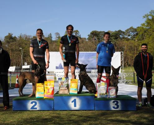 Anwaltskanzlei Sponsoring Dog Biathlon