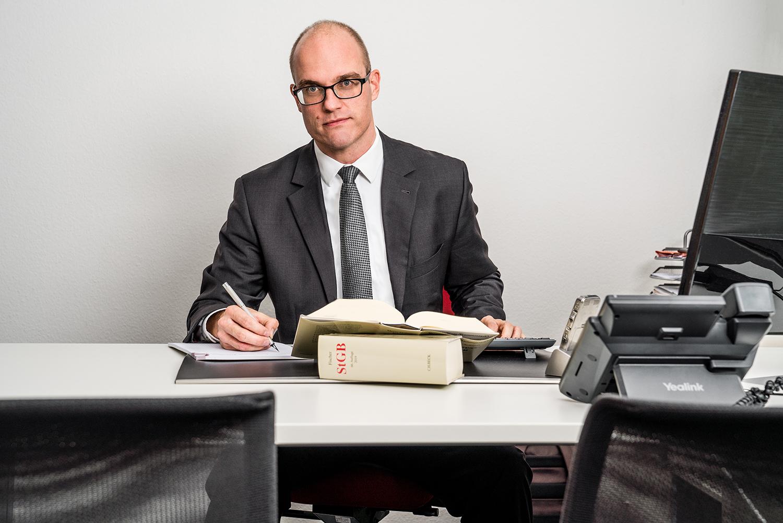 Strafverteidiger Fachanwalt für Strafrecht Rüdiger Betz